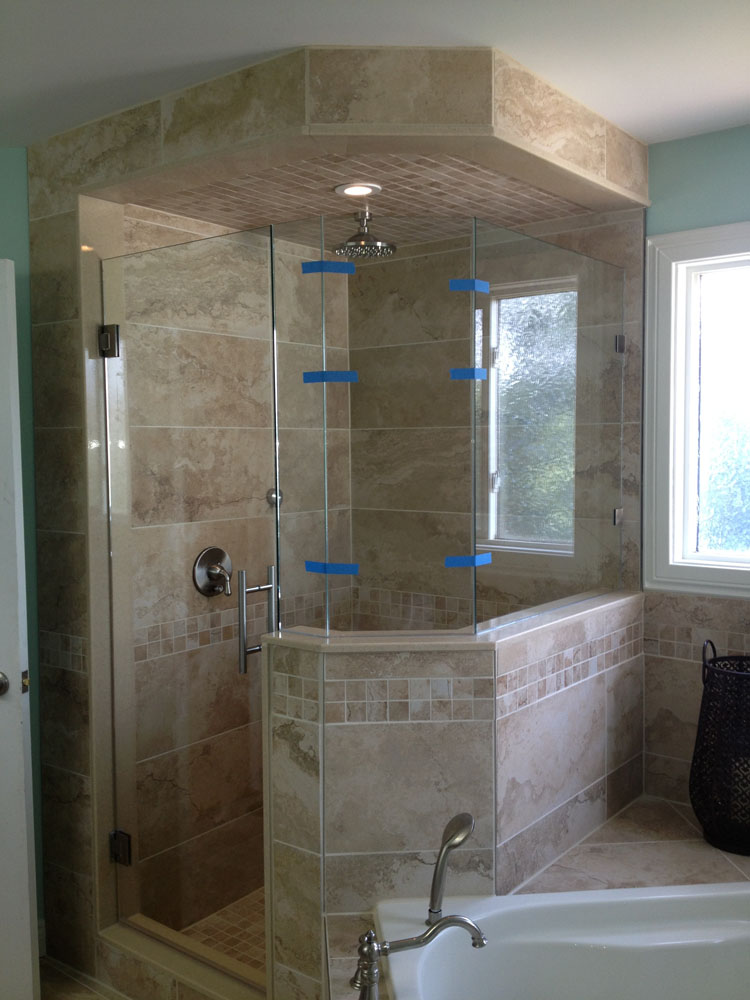 shower enclosure 71