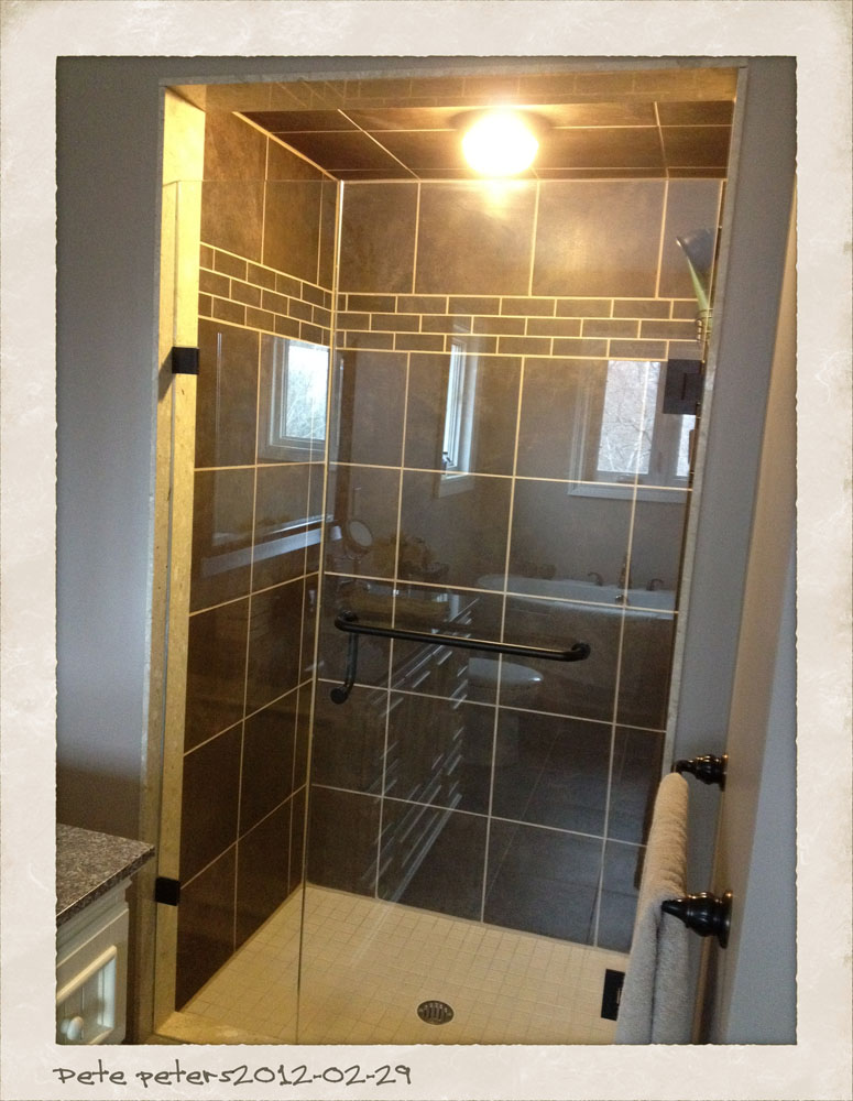 shower enclosure 149