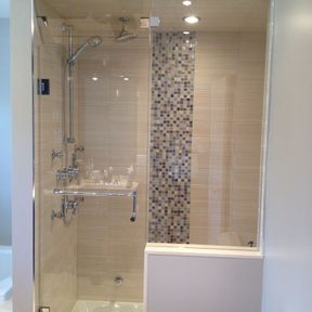 shower enclosure 148