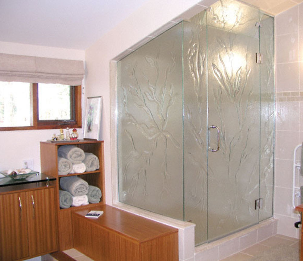 shower enclosure 45