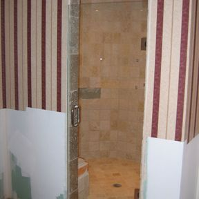 shower enclosure 9