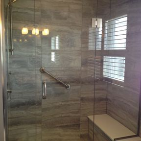 shower enclosure 64