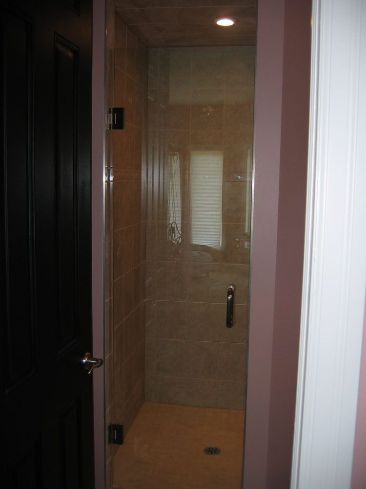 shower enclosure 25